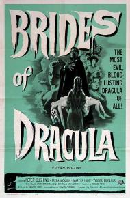 Brides of Dracula Movie Poster