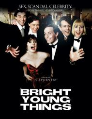 Bright Young Things Movie Poster