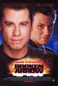 Broken Arrow Movie Poster