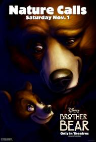 Brother Bear Movie Poster