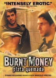 Burnt Money  Movie Poster