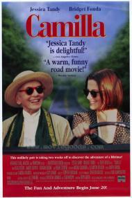 Camilla Movie Poster