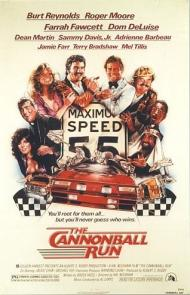 The Cannonball Run Movie Poster