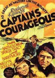 Captains Courageous Movie Poster