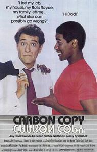 Carbon Copy Movie Poster