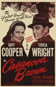 Casanova Brown Movie Poster