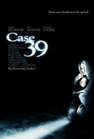 Case 39 Movie Poster