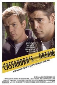 Cassandra's Dream Movie Poster