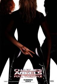 Charlies Angels: Full Throttle Movie Poster
