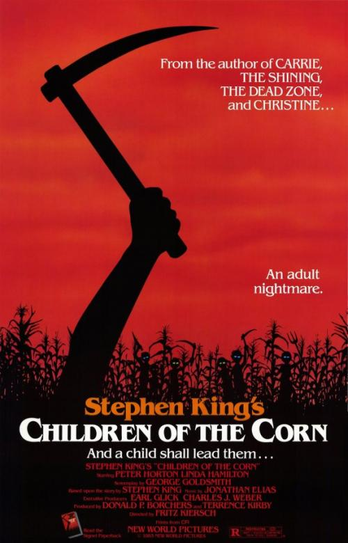 Children of the Corn Movie Poster