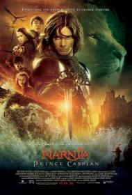 Chronicles of Narnia: Prince Caspian Movie Poster
