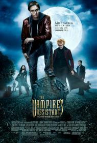 Cirque du Freak: The Vampire's Assistant Movie Poster