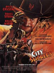 City Slickers Movie Poster