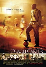 Coach Carter Movie Poster