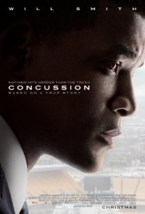 Concussion Movie Poster