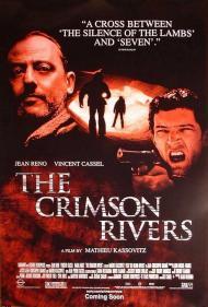 The Crimson Rivers Movie Poster