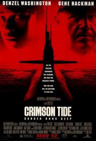 Crimson Tide Movie Poster