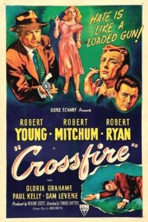 Crossfire Movie Poster