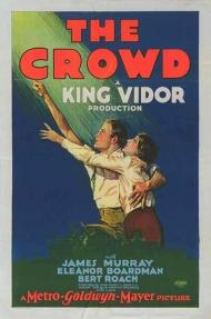The Crowd Movie Poster