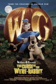 Wallace and Gromit: The Curse of the Were-Rabbit Movie Poster