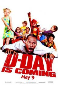 Daddy Day Care Movie Poster