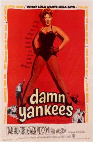 Damn Yankees Movie Poster
