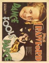 Dance, Fools, Dance Movie Poster