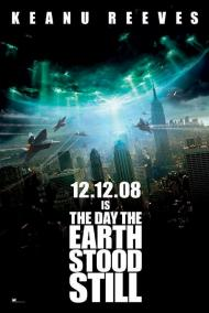 Day the Earth Stood Still Movie Poster