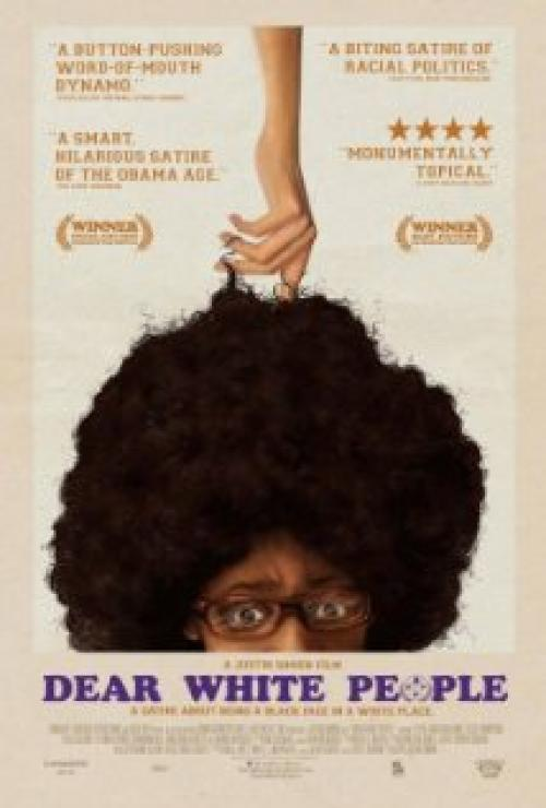 Dear White People Movie Poster
