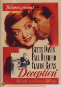 Deception Movie Poster
