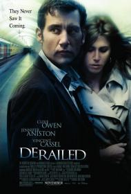 Derailed Movie Poster
