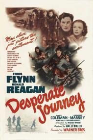 Desperate Journey Movie Poster