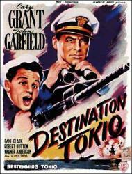 Destination Tokyo Movie Poster