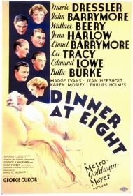 Dinner at Eight Movie Poster