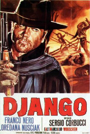 Django Movie Poster