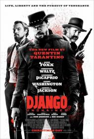 Django Unchained Movie Poster