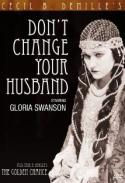 Don't Change Your Husband Movie Poster