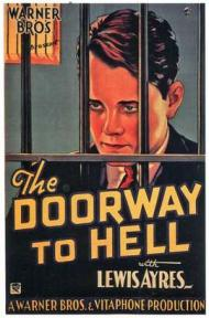 The Doorway to Hell Movie Poster