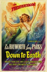 Down to Earth Movie Poster