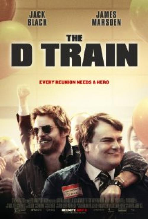 The D Train Movie Poster