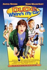 Dude, Where's My Car Movie Poster