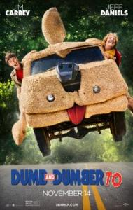 Dumb and Dumber To Movie Poster