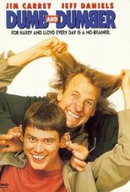 Dumb & Dumber Movie Poster