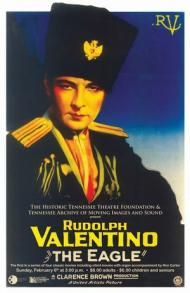 The eagle 1925 starring rudolph valentino louise dresser vilma