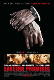 Eastern Promises Movie Poster