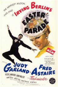 Easter Parade Movie Poster