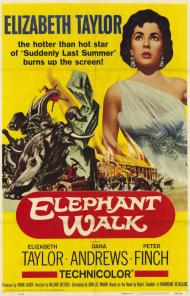 Elephant Walk Movie Poster