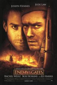 Enemy at the Gates Movie Poster