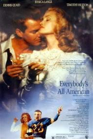 Everybody's All-American Movie Poster
