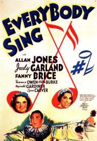 Everybody Sing Movie Poster